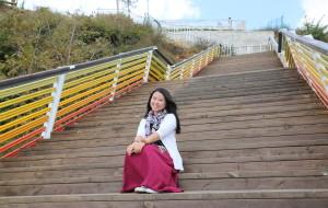 【咸宁图片】一个人的日落(威宁-草海)