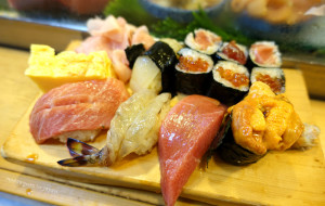 东京美食-大和寿司