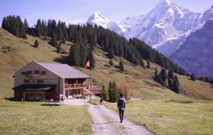 【少女峰图片】瑞士5日火车之旅+奥地利5日自驾游(瑞士篇)