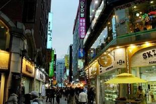 韩国富川图片