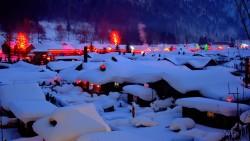 雪乡景点-雪乡影视城