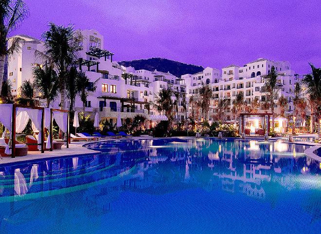 三亚亚龙湾爱琴海建国度假酒店预订