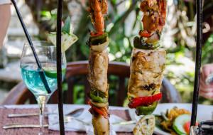 巴厘岛美食-Kori Restaurant & Bar