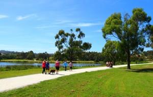 【墨尔本图片】墨尔本随拍 —  Lilydale湖的风景