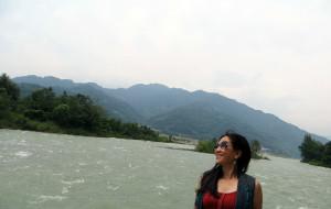 【青城山图片】都江堰的水哟,青城的山