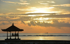 【中爪哇图片】那些个日出与日落-2015年1月印尼行记(巴厘岛,日惹)