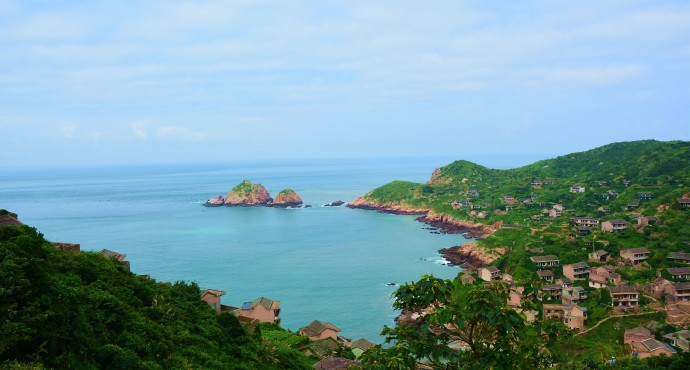 User submitted photo of Shengsi Islands