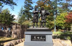 【金泽市图片】一个人的日本中度战国情怀游——写给自己的游记