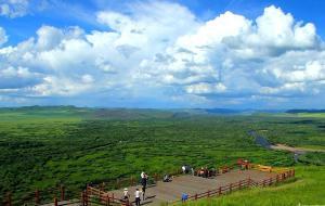 【呼伦贝尔图片】一路美景边走边玩 — 在内蒙古呼伦贝尔大草原的欢乐时光