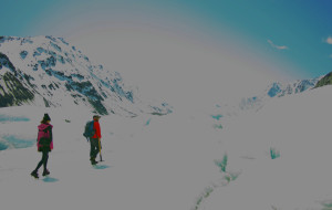 【罗托鲁瓦图片】水是眼波横,山是眉峰聚 ——至美纽西兰(冰川、蹦极、跳伞、黑水漂首体验)2015.10完结版