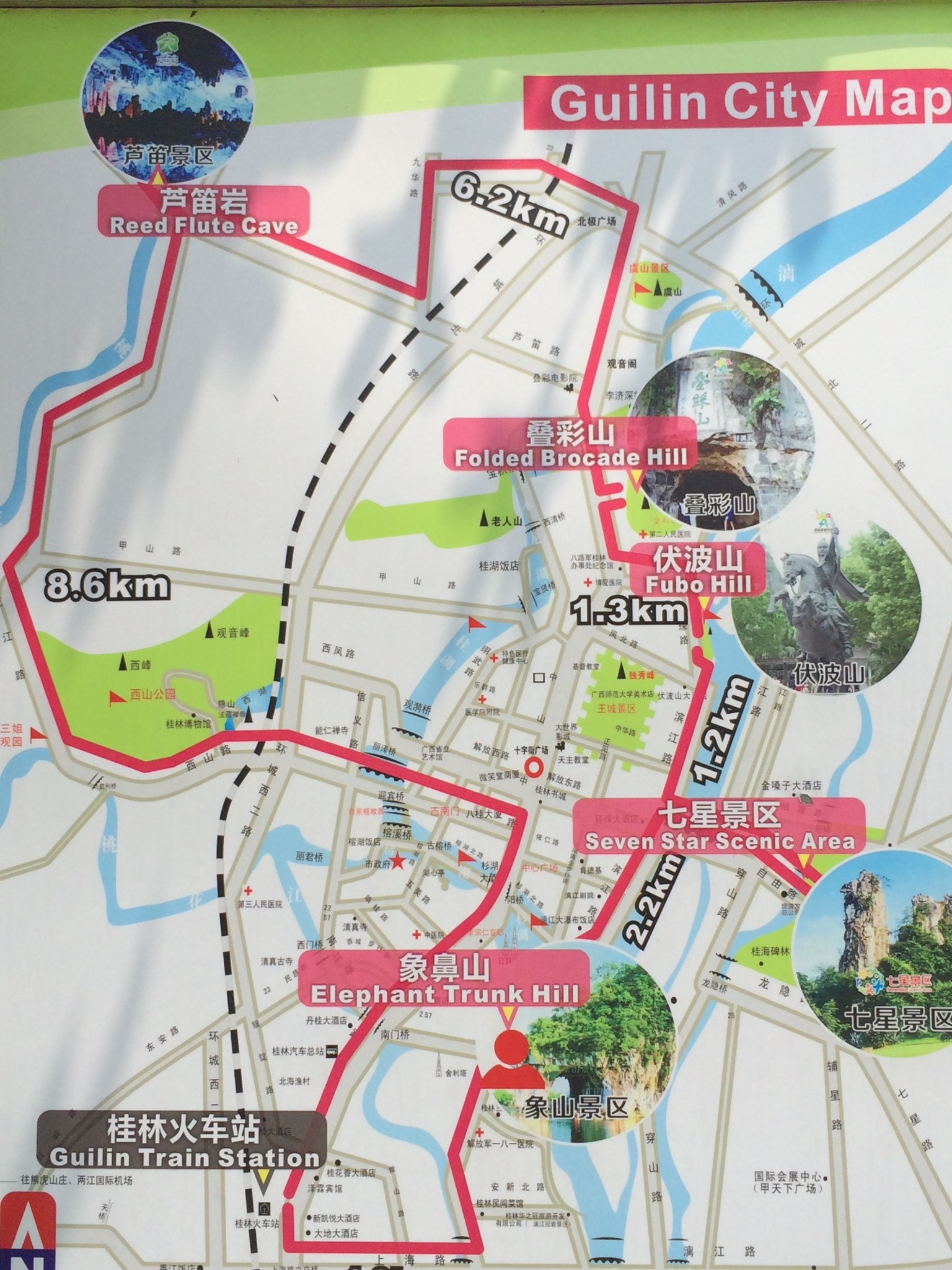 guilin tourist attractions
