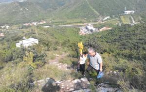 【顺义图片】龙湾屯五彩浅山登山步道——西坡山庄至南坡段