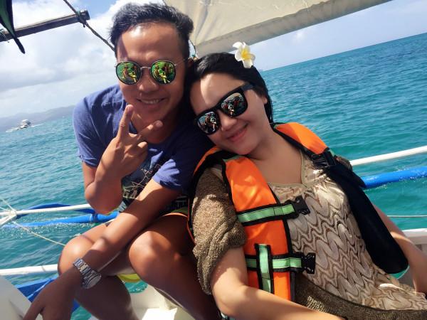 上岛了:   马莱   的queens beach   菲律宾   中国   人的确很少,基