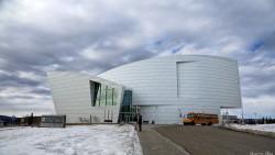 阿拉斯加景点-北方极地博物馆(University of Alaska Museum of the North)