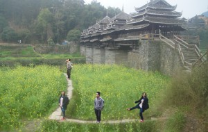 【三江图片】最新150321魅力侗乡,柳州三江侗族自治县程阳八寨、风雨桥景区两日