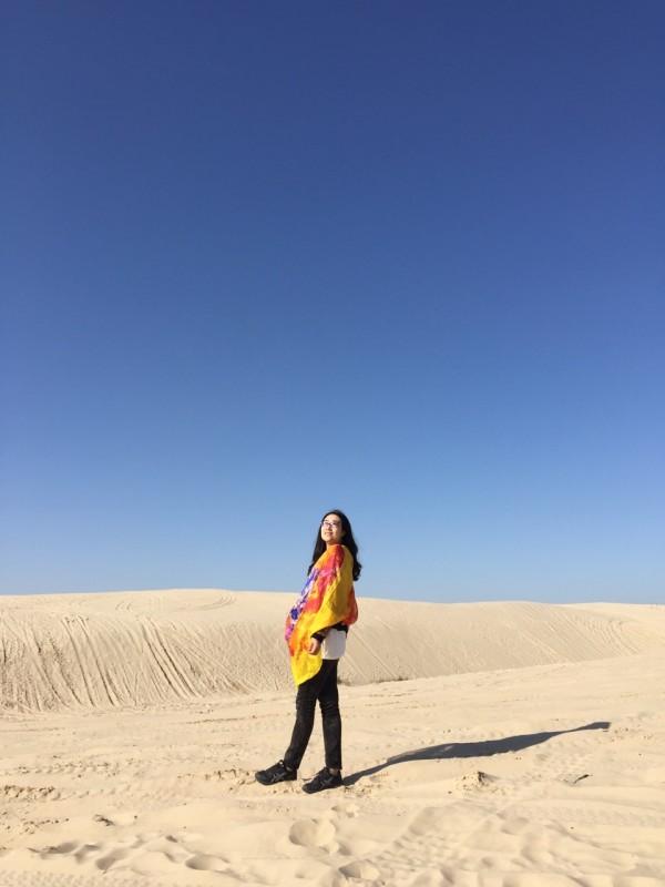 随心远行—库伦旗银沙湾沙漠亲子游