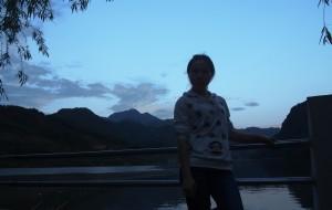 【石泉图片】山的另一边