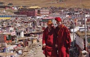 【白玉图片】藏地女儿国——亚青寺