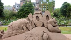 爱丁堡景点-爱丁堡动物园(Edinburgh Zoo)