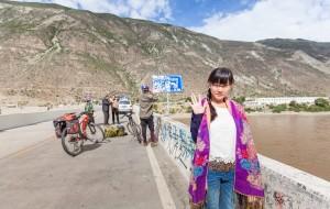 【左贡图片】2015突然去了西藏!女汉子超幸运川藏行!(超多感慨,超多文字,超适合决定一个人去西藏的女生)