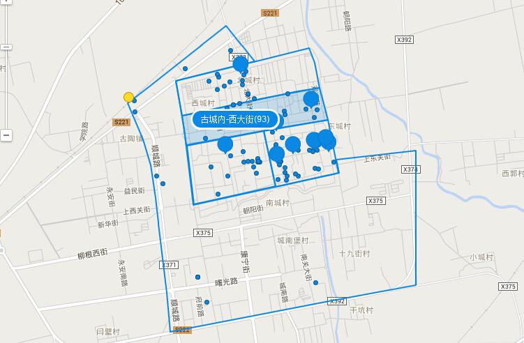 陕西平遥古城旅游攻略图片