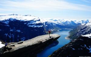 【卑尔根图片】六月雪,美丽而深刻 - 2015北欧行之挪威