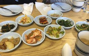 阿拉斯加美食-Jung Korean