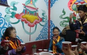 阿里美食-藏族人家