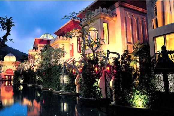泰国普吉岛萨瓦帝村芭拉温泉馆3小时spa水疗
