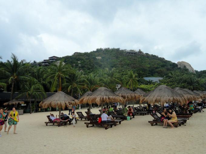 海南--分界洲岛
