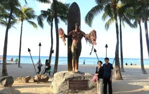 【欧胡岛图片】夏威夷怀旧④檀香山波利尼西亚中心- 我的世界旅之梦系列