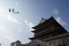 20151129.西安华山之旅——追逐那片金黄,攀越那座高峰