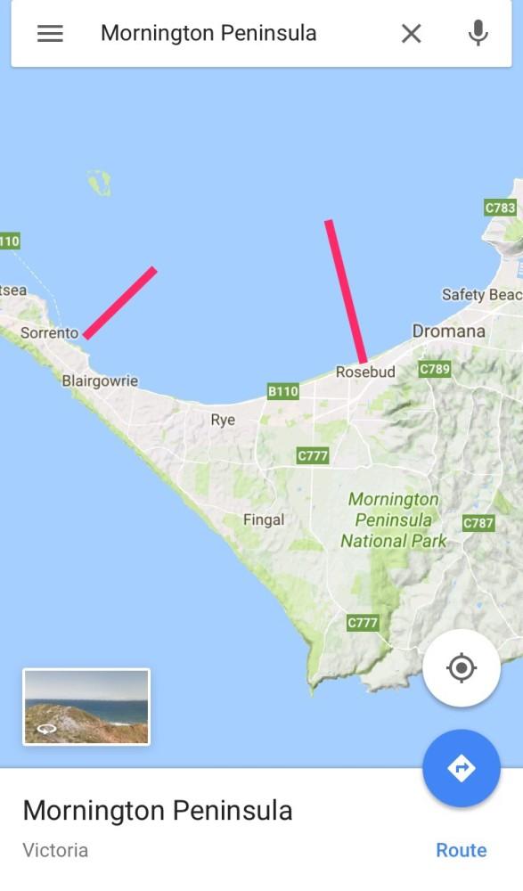 请教莫宁顿半岛住宿,哪个区比较便利