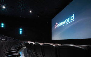 苏格兰娱乐-Cineworld Dundee
