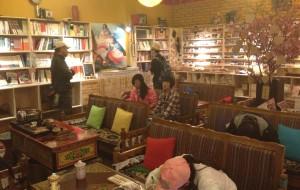 西藏娱乐-天堂时光旅行书店(北京东路店)