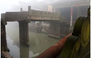 【新市古镇图片】二、新市古镇之二——晨雾笼罩下的古镇