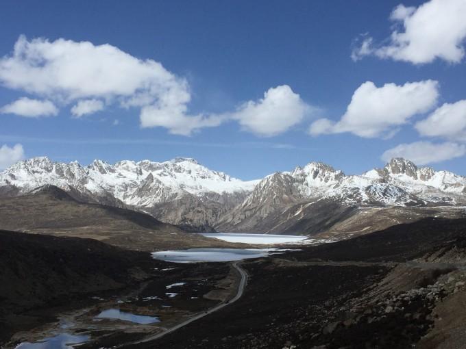 中国最美国道318国道,美丽风景在路上.