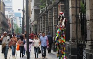 """【墨西哥图片】漫步在山水间之墨西哥城见到的""""奇异果"""""""
