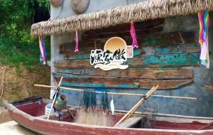 """【连江图片】妈妈带儿子的旅行,""""蟹""""逅福州连江县东海『渔家傲』的那些山和那些海!"""