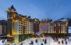 【万达智选滑雪特惠】长白山万达智选假日酒店含滑雪套餐(含早餐,一次全天完美滑雪及娱雪项目,水乐园门票,机场穿梭巴士服务)