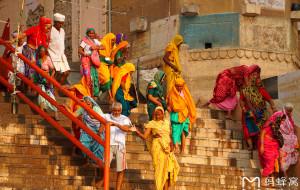 【孟买图片】时空换,轮回转,用心听印度