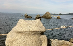 【三重郡图片】夫妇岩