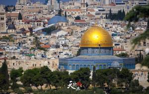 【以色列图片】梦中的以约很远  现实的以约很近      ——      以色列、约旦十四日