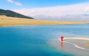 【鄯善图片】【穿条红裙去北疆】---锦小姐的北疆行摄之旅
