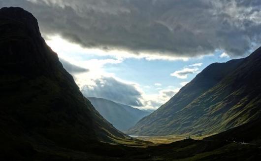 愛丁堡蘇格蘭風景一日游(尼斯湖+格倫科峽谷+蘇格蘭高地)