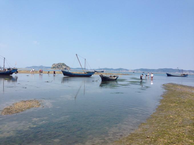精彩海岛游——大连长海县哈仙岛