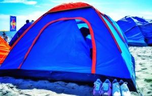 【电白图片】茂名浪漫海岸帐篷节