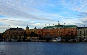 【斯德哥尔摩图片】北方之路 -- 挪威瑞典芬兰爱沙尼亚20日 --(之六)斯德哥尔摩