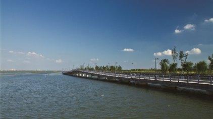 """作为苏州工业园区重点打造的""""金鸡湖,独墅湖,阳澄湖""""三大功能板块之一"""