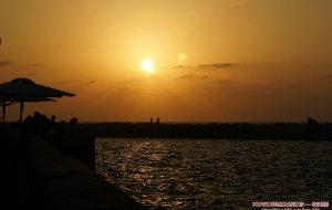 【雅法图片】【 以色列 · 雅法海边看夕阳 】——约旦以色列之旅(15)